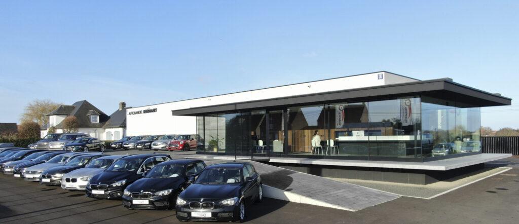 Verkoop tweedehandswagens West-Vlaanderen Autohandel Beernaert