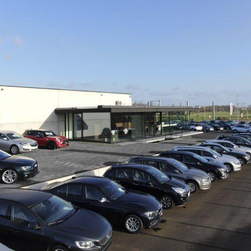 Autohandel Beernaert Handzame tweedehandswagens, jonge occasies
